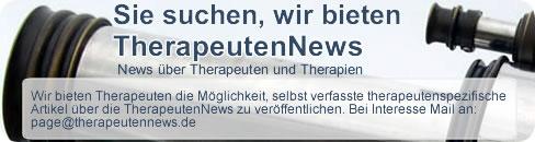 therapeutenspezifische Fachartikel